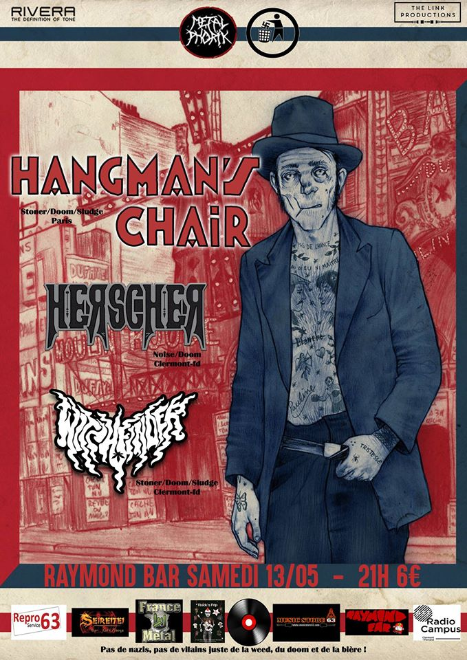 ‎Hangman's Chair / Herscher / Witchfinder