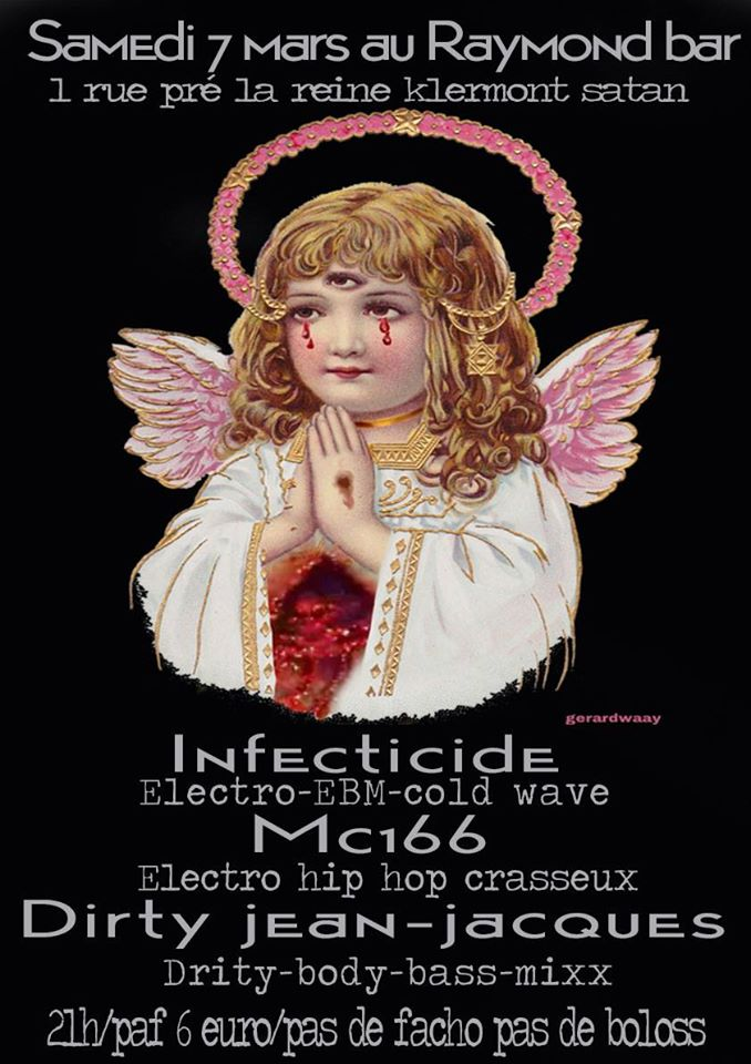 Infecticide / Mc166 / Dirty Jean-Jacques
